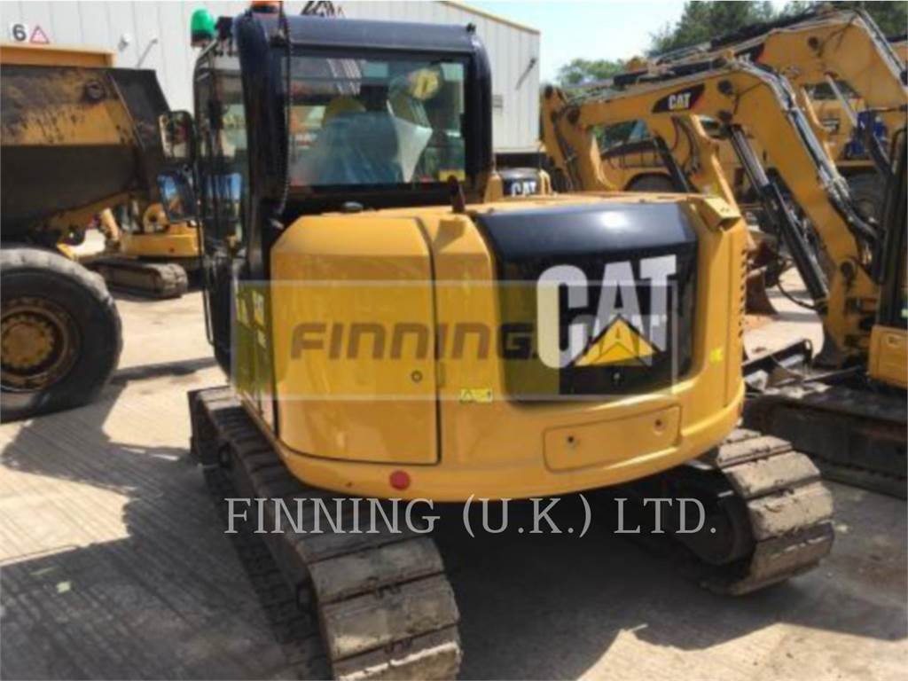 Caterpillar 308E2 SBRP, Crawler Excavators, Construction
