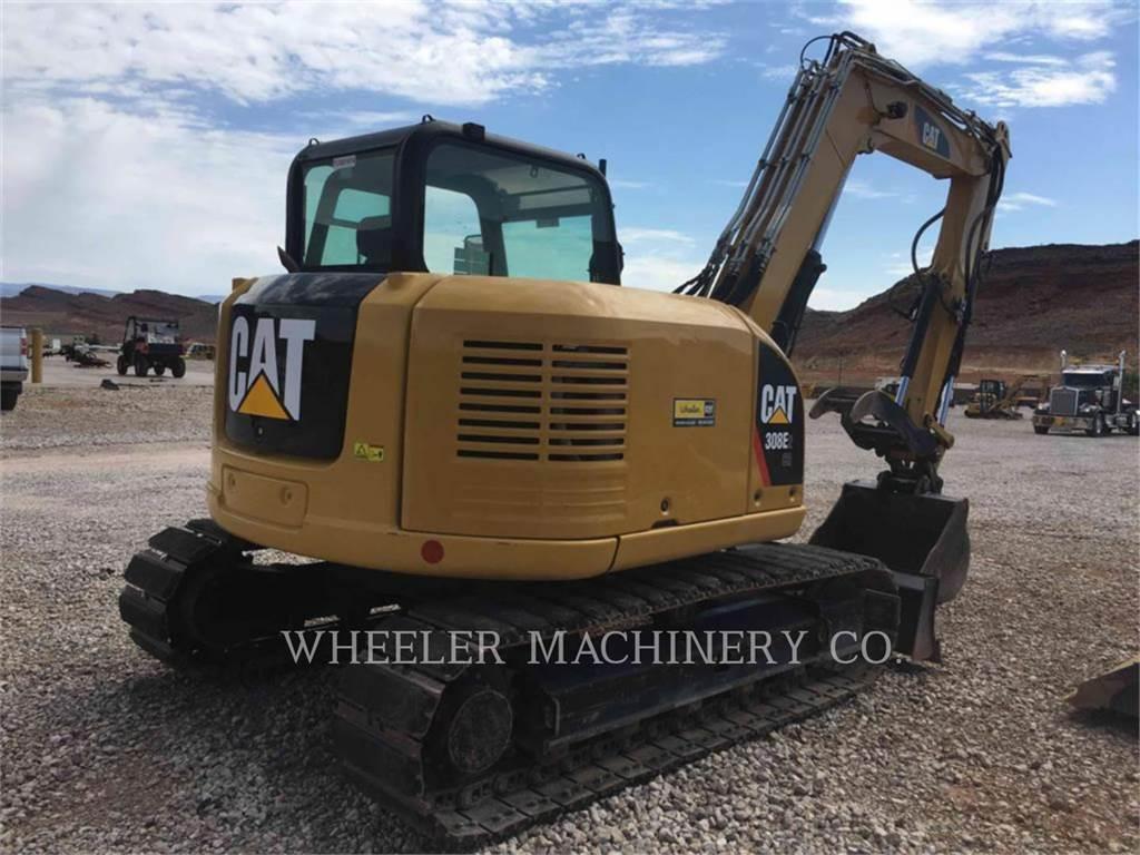 Caterpillar 308E2 TH, Pelle sur chenilles, Équipement De Construction
