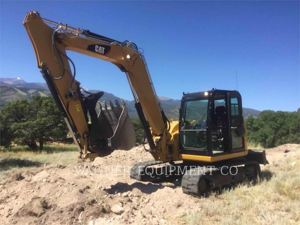 Caterpillar 308E2 THB, Escavadoras de rastos, Equipamentos Construção