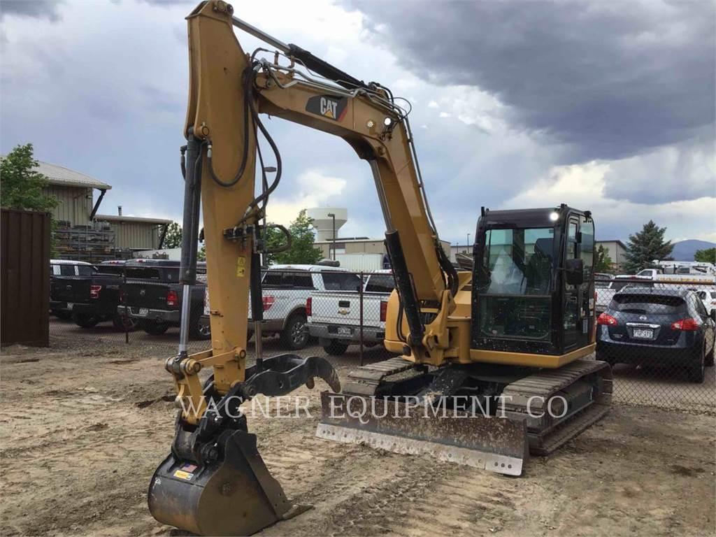 Caterpillar 308E2 THB, Pelle sur chenilles, Équipement De Construction