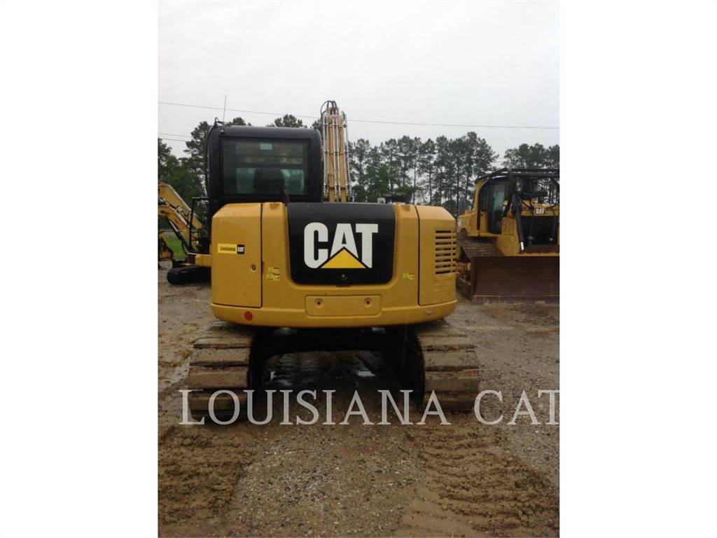 Caterpillar 308E2CR, Crawler Excavators, Construction
