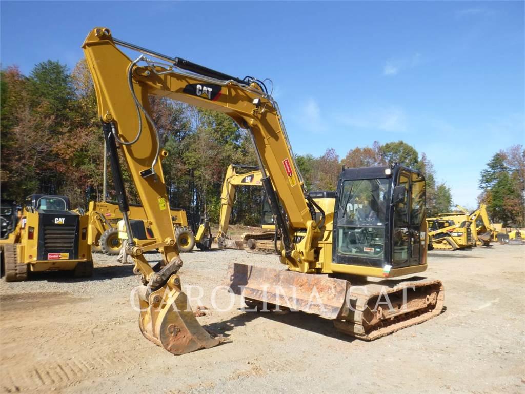 Caterpillar 308E2CR QC, Crawler Excavators, Construction