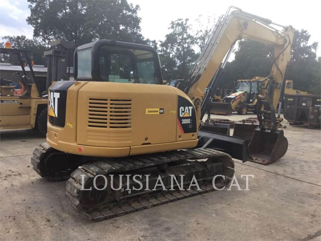 Caterpillar 308E2CR SB, Escavadoras de rastos, Equipamentos Construção