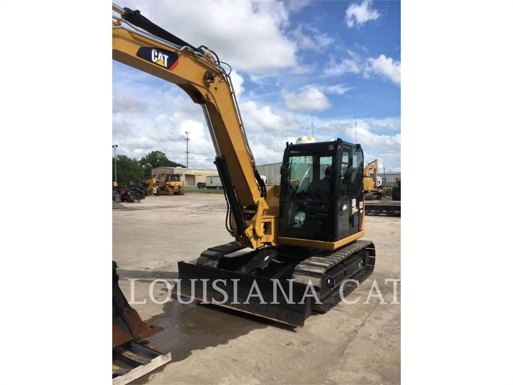 Caterpillar 308E2CR SB, Raupenbagger, Bau-Und Bergbauausrüstung