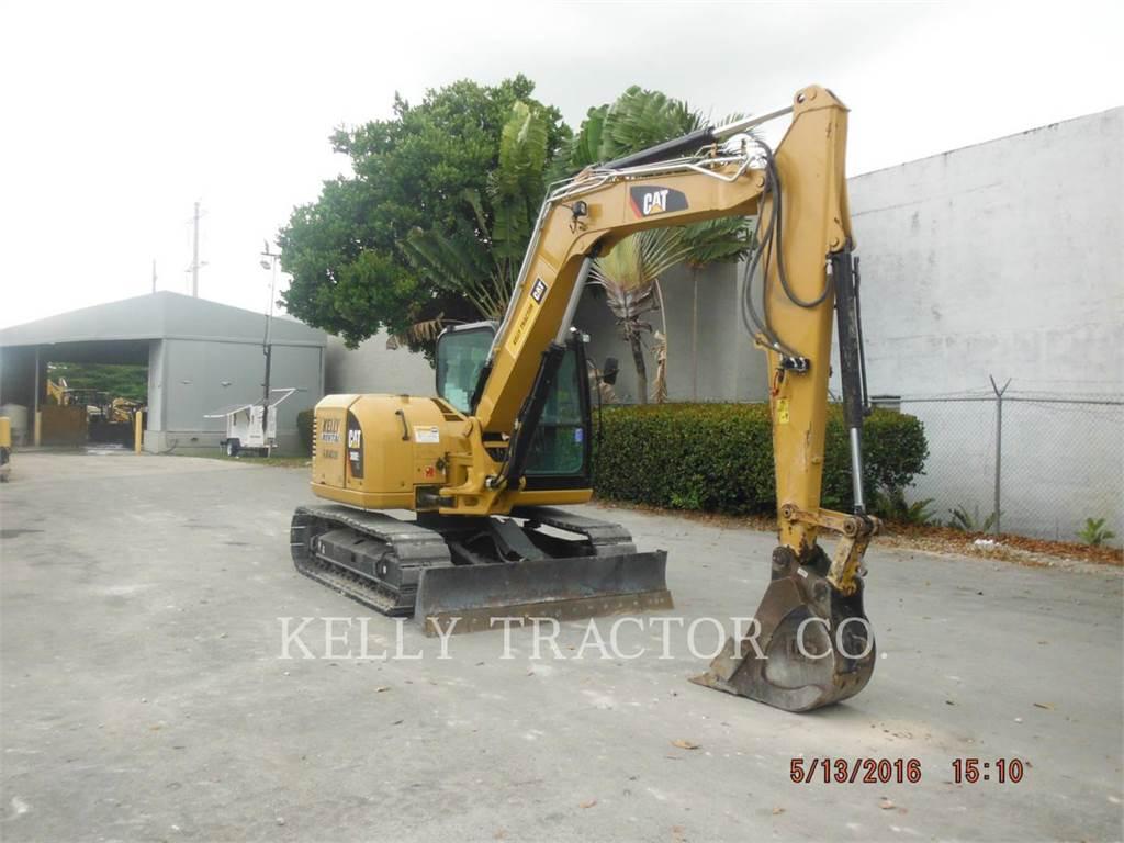 Caterpillar 308E2CRSB, Crawler Excavators, Construction