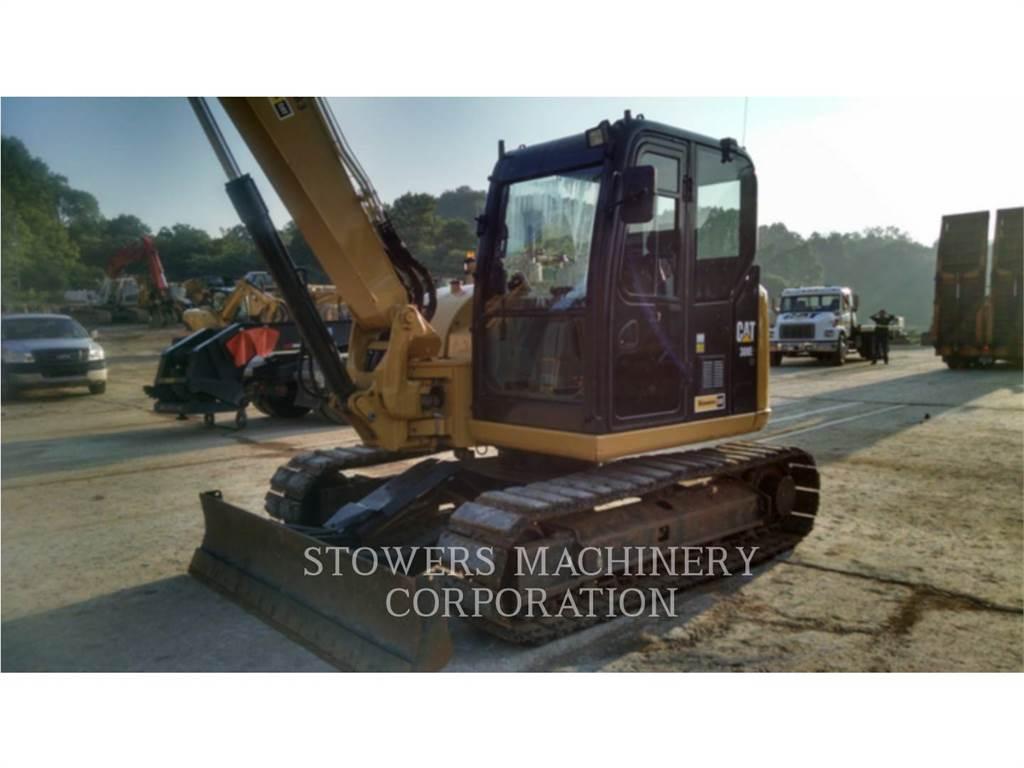 Caterpillar 308E2CRSB, Escavadoras de rastos, Equipamentos Construção