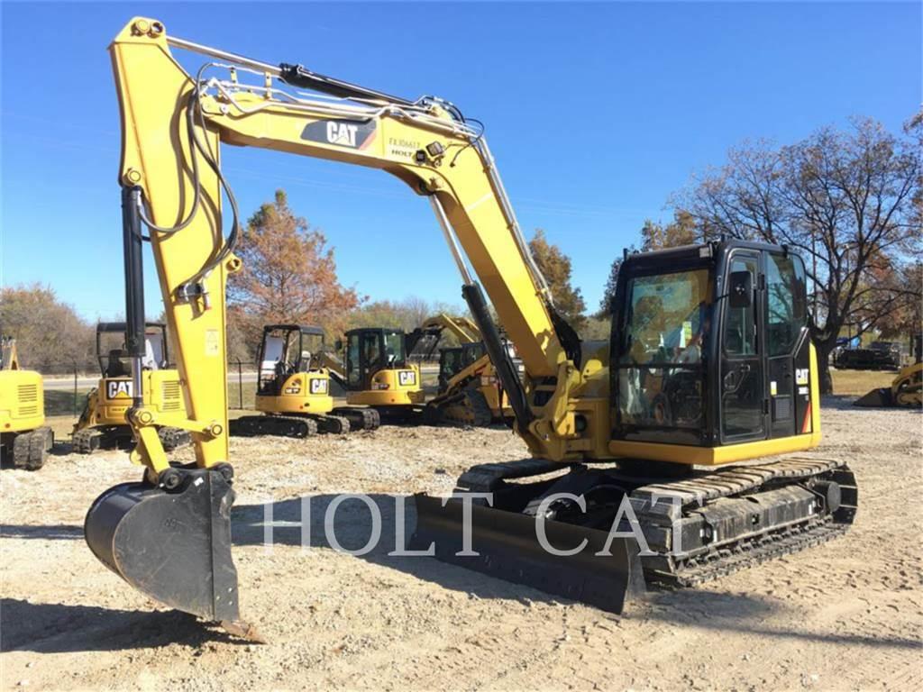 Caterpillar 308E2CRSB, Excavadoras de cadenas, Construcción