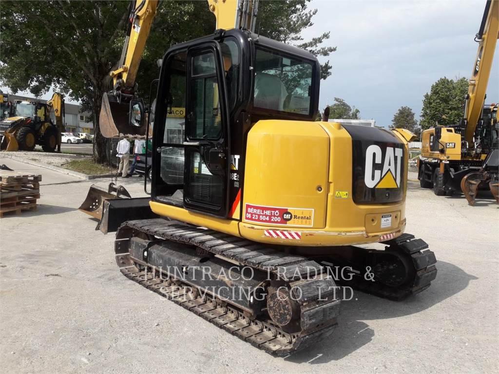 Caterpillar 308E2CRSB, Гусеничные экскаваторы, Строительное