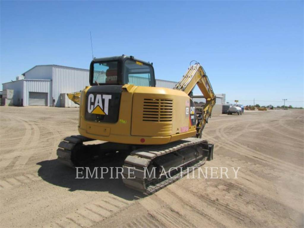 Caterpillar 308E2CRSB, Escavatori cingolati, Attrezzature Da Costruzione