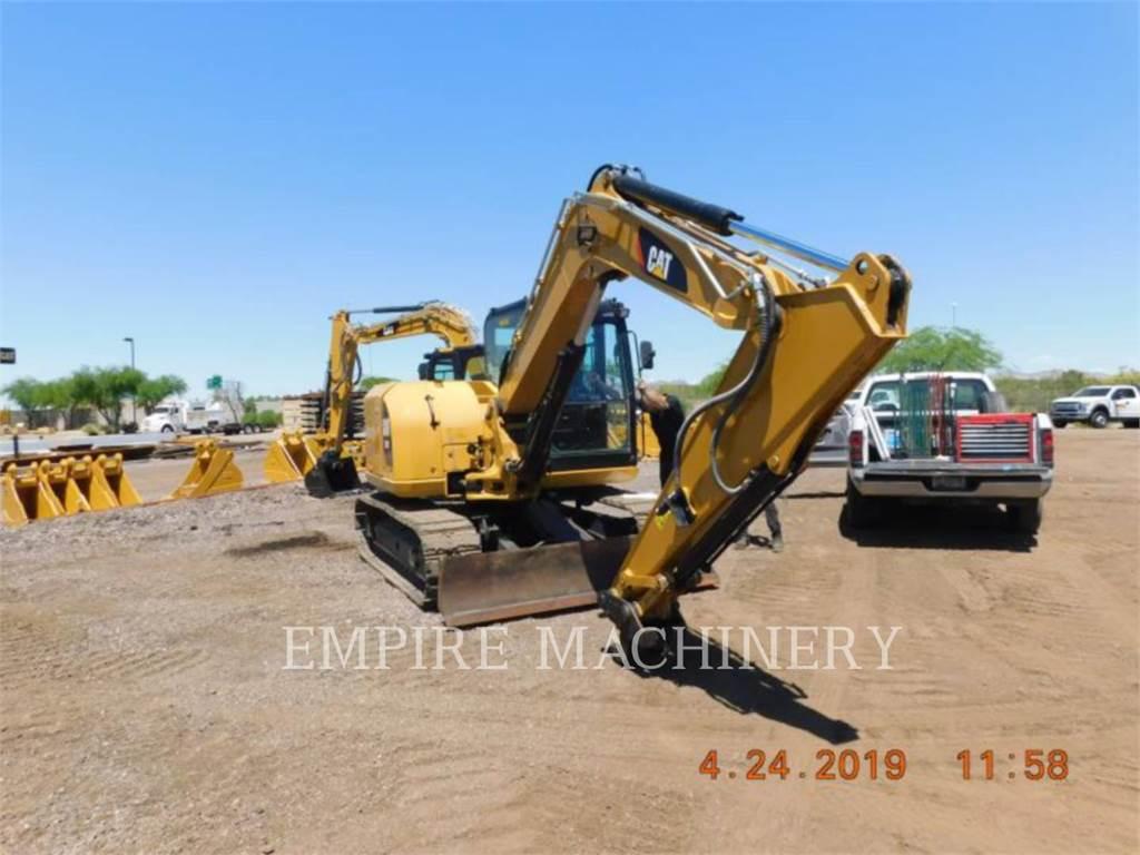 Caterpillar 308E2CRSB, Koparki gąsienicowe, Sprzęt budowlany