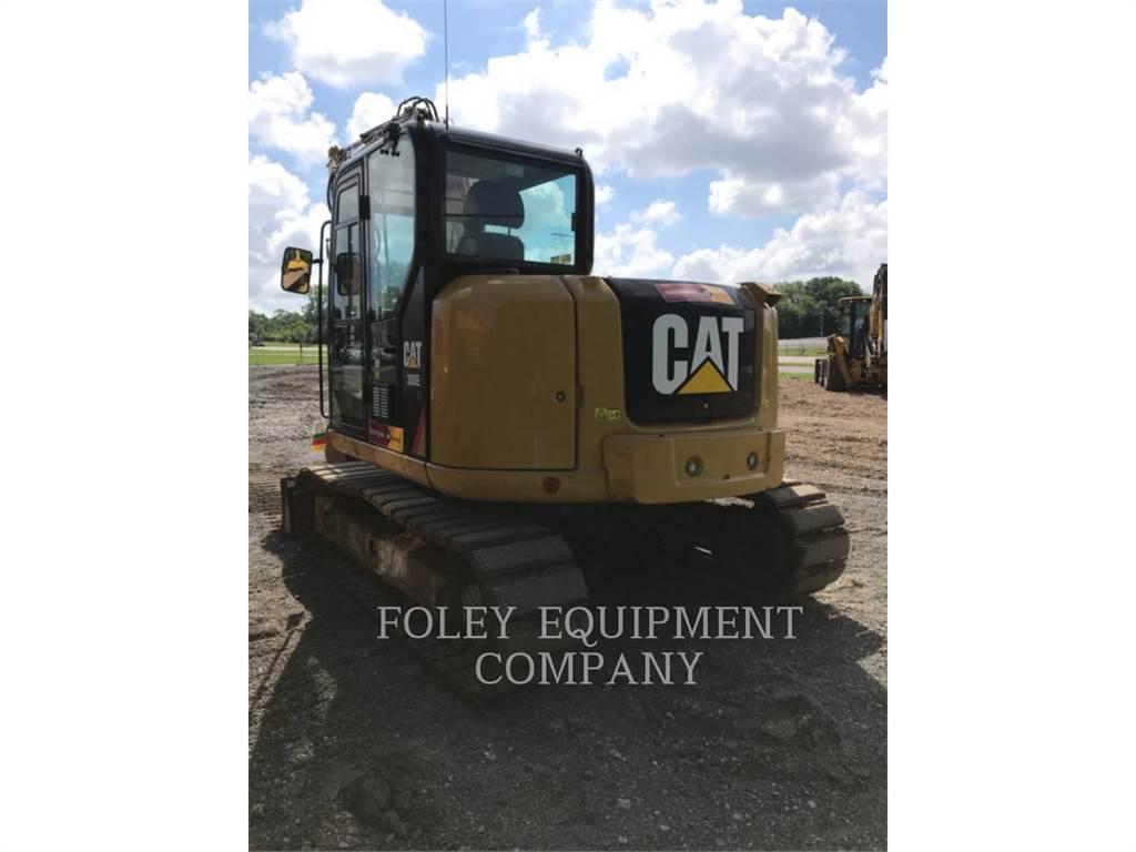 Caterpillar 308E2CRSBL, Crawler Excavators, Construction