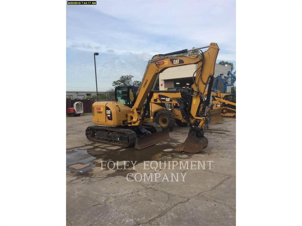Caterpillar 308E2CRSBL, Excavatoare pe senile, Constructii