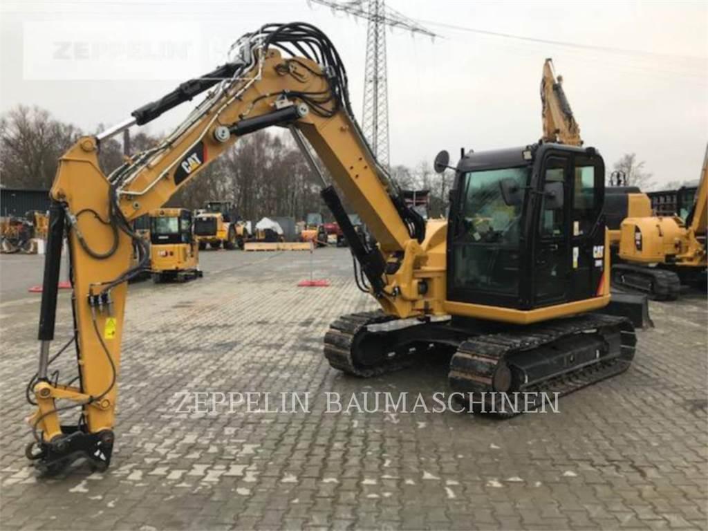 Caterpillar 308ECR, Crawler Excavators, Construction