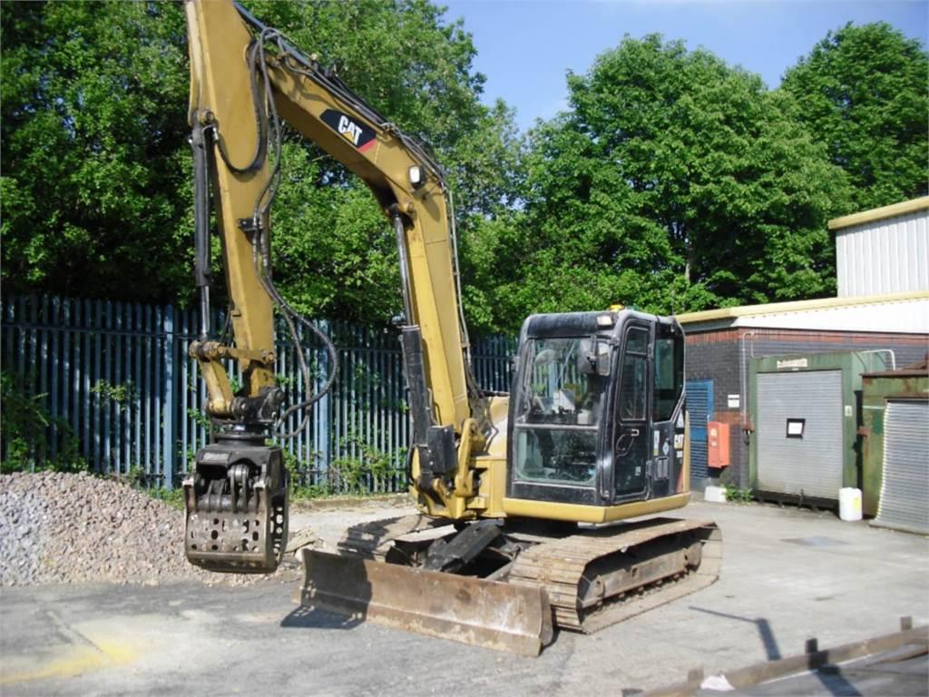 Caterpillar 308ECRSB, Pelle sur chenilles, Équipement De Construction