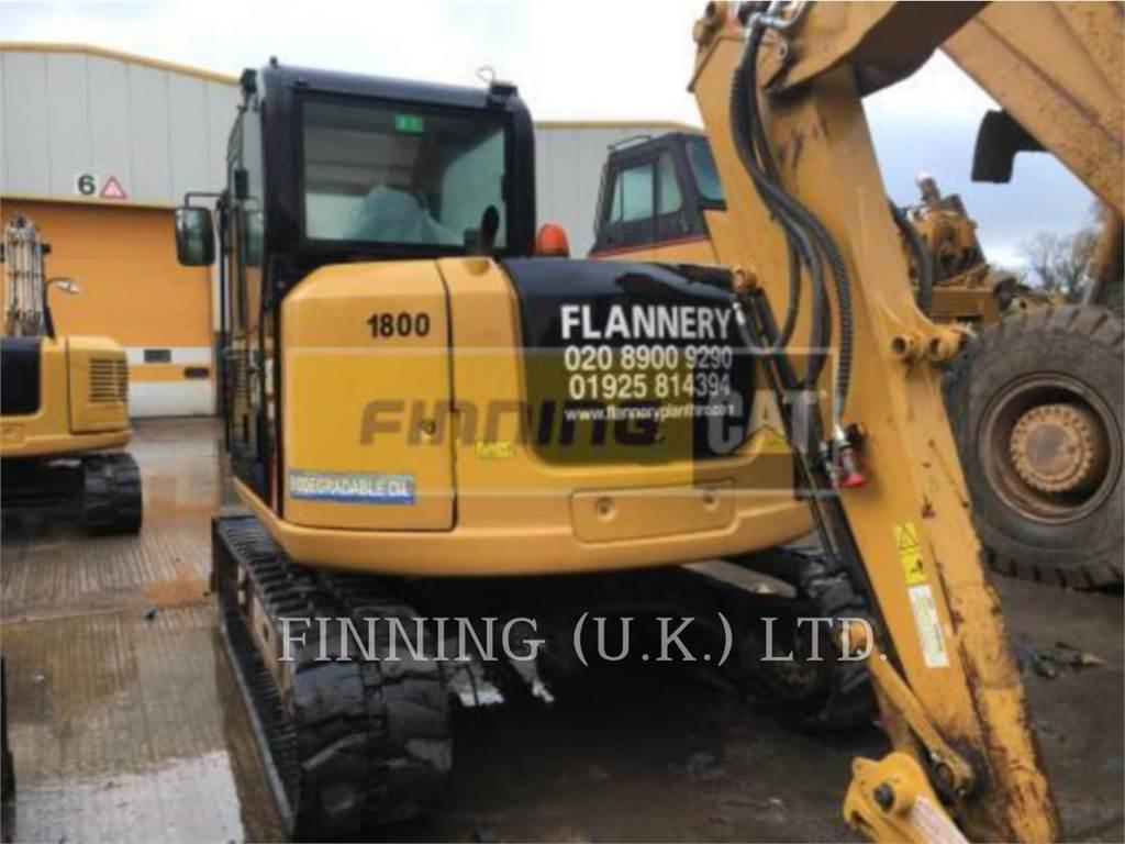 Caterpillar 308ECRSB, Crawler Excavators, Construction