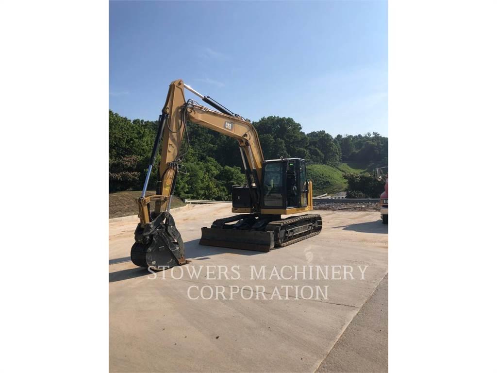 Caterpillar 310, Crawler Excavators, Construction