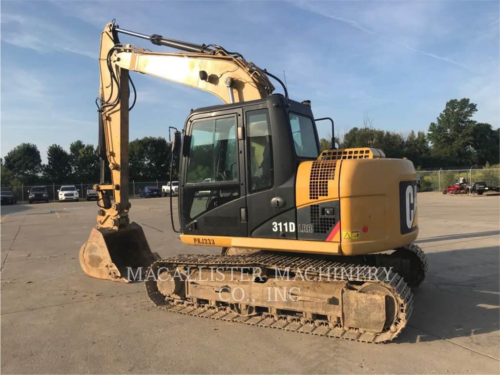 Caterpillar 311DLRR, Crawler Excavators, Construction