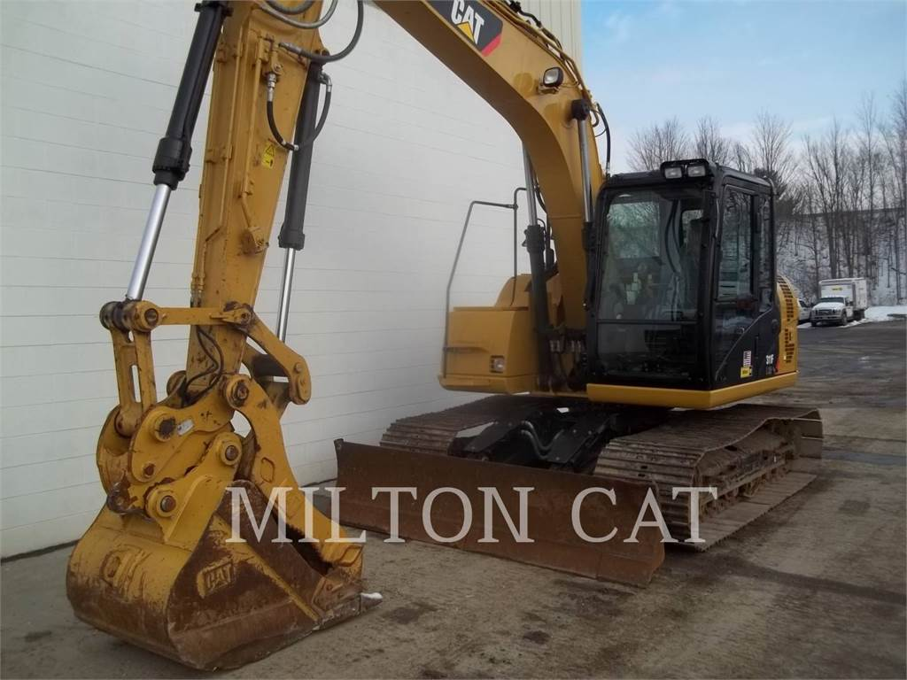 Caterpillar 311F L RR, Raupenbagger, Bau-Und Bergbauausrüstung