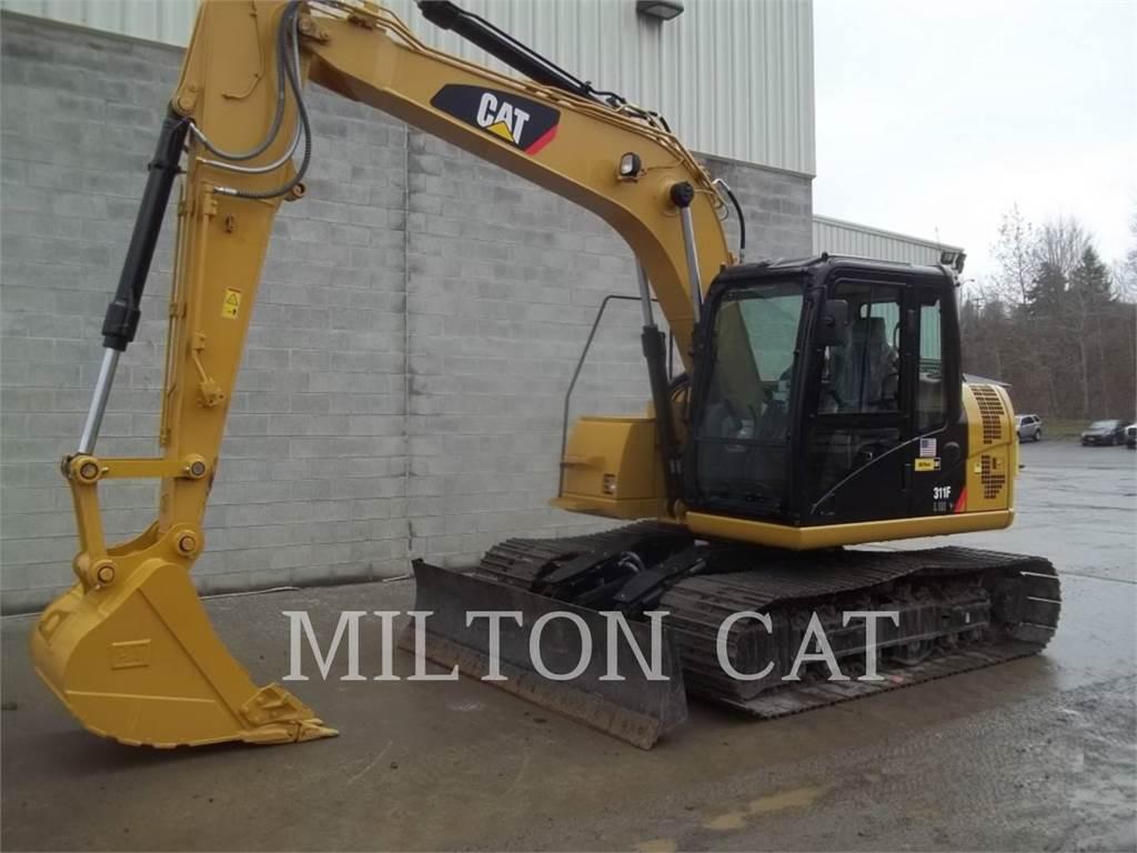 Caterpillar 311F L RR, Pelle sur chenilles, Équipement De Construction