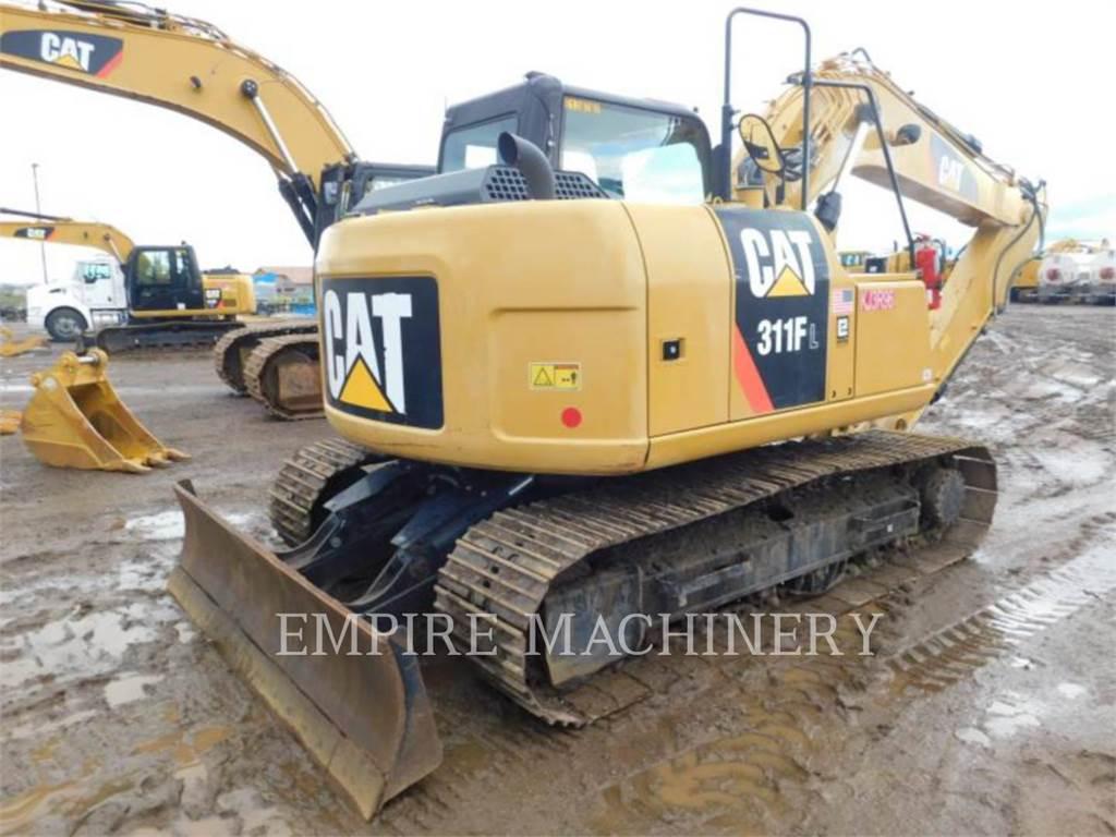 Caterpillar 311F LRR, Pelle sur chenilles, Équipement De Construction