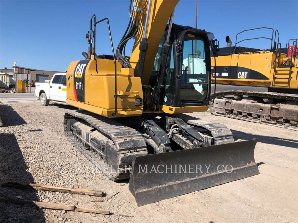 Caterpillar 311F RR CF, Crawler Excavators, Construction