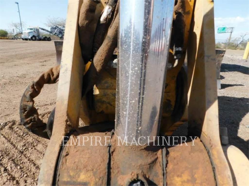 Caterpillar 311F RR, Excavatoare pe senile, Constructii