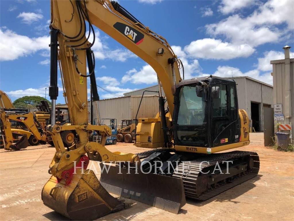 Caterpillar 311F RR TH, Raupenbagger, Bau-Und Bergbauausrüstung