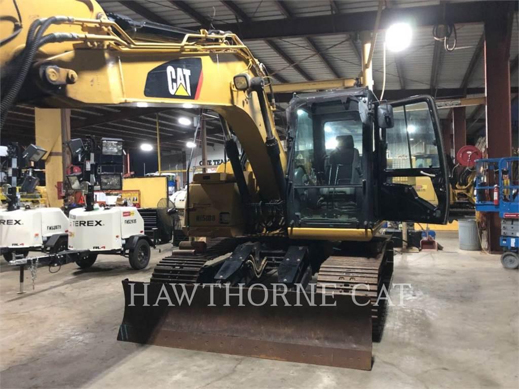 Caterpillar 311F RR TH, Escavadoras de rastos, Equipamentos Construção