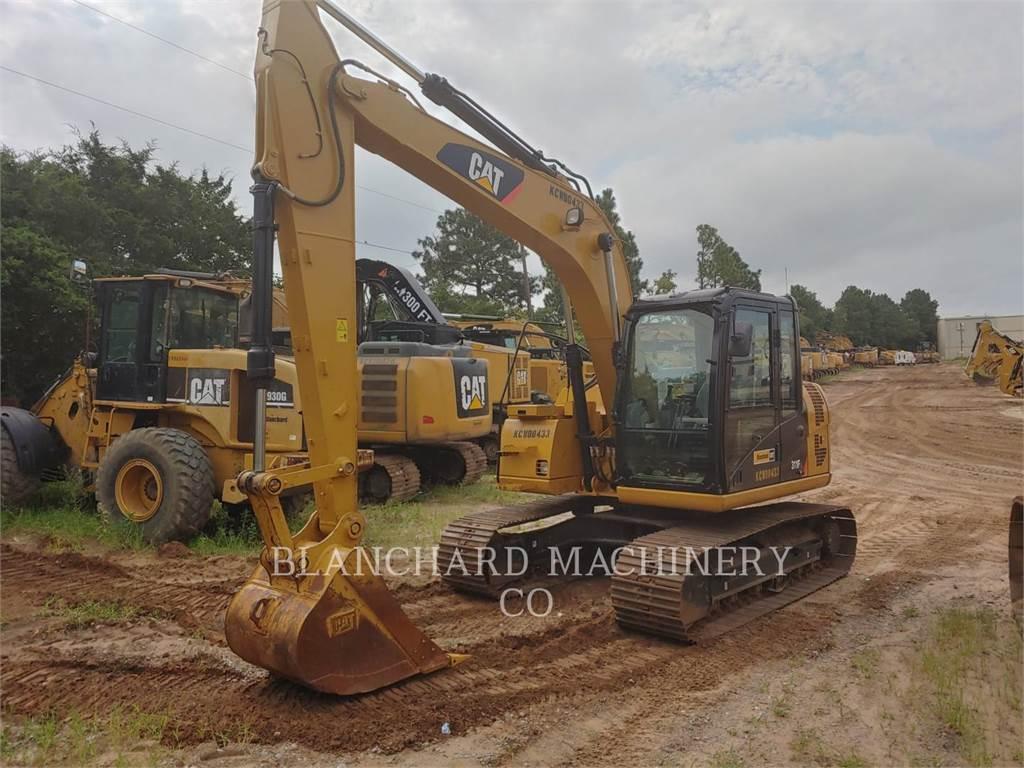 Caterpillar 311FL RR, Crawler Excavators, Construction