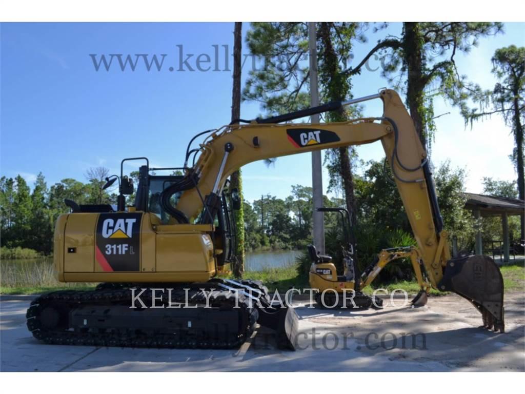 Caterpillar 311FLRR, Raupenbagger, Bau-Und Bergbauausrüstung