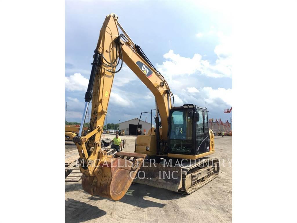 Caterpillar 311FLRR、クローラー式油圧ショベル(パワーショベル・ユンボ)、建設