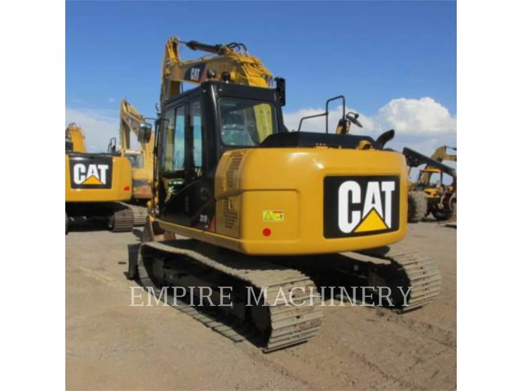 Caterpillar 311FLRR, Pelle sur chenilles, Équipement De Construction
