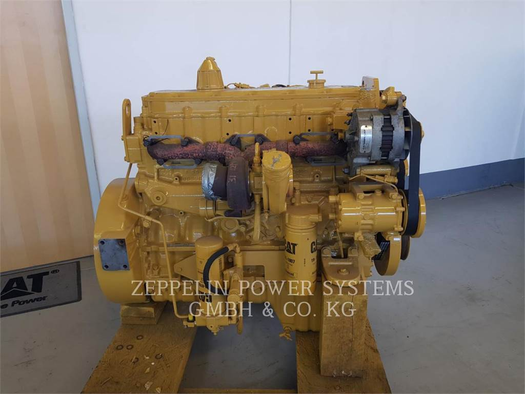 Caterpillar 3126B, Industriemaschinen, Bau-Und Bergbauausrüstung