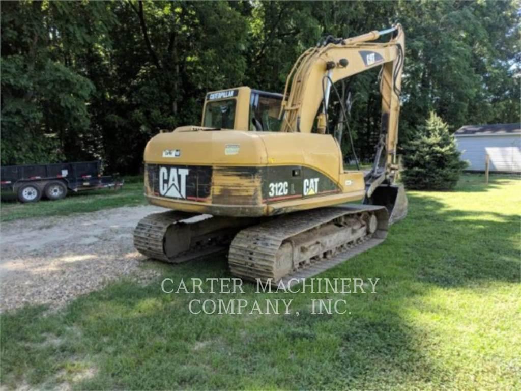 Caterpillar 312CL, Raupenbagger, Bau-Und Bergbauausrüstung