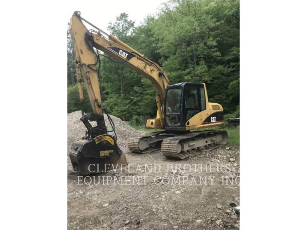 Caterpillar 312CL, Escavatori cingolati, Attrezzature Da Costruzione