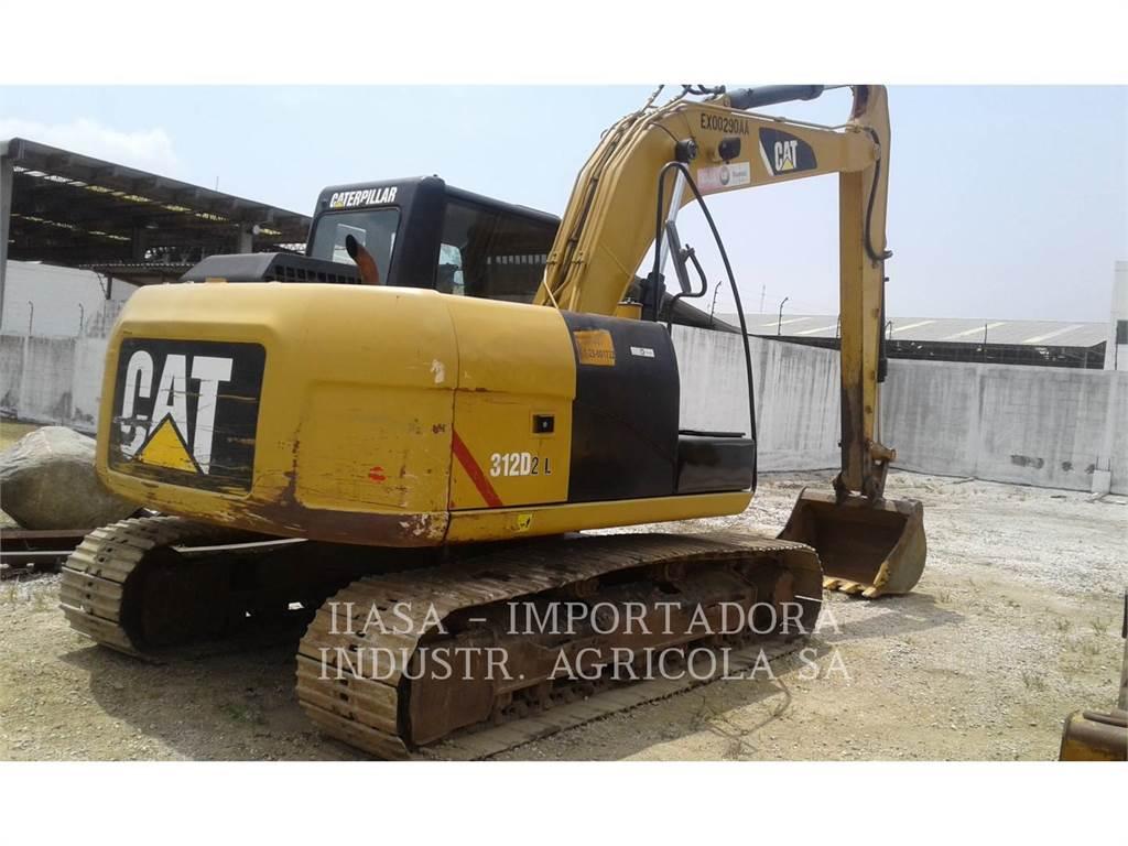 Caterpillar 312D2L, Raupenbagger, Bau-Und Bergbauausrüstung