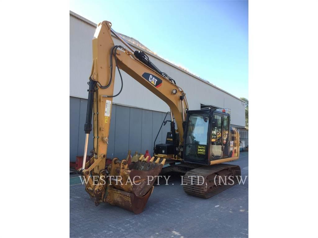 Caterpillar 312E、履带挖掘机、建筑设备