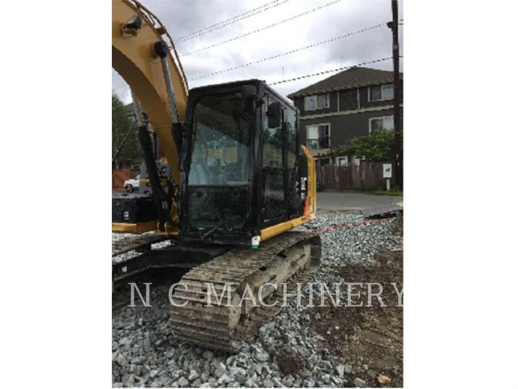 Caterpillar 312E L、履带挖掘机、建筑设备