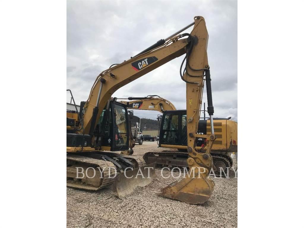 Caterpillar 312EL, Crawler Excavators, Construction