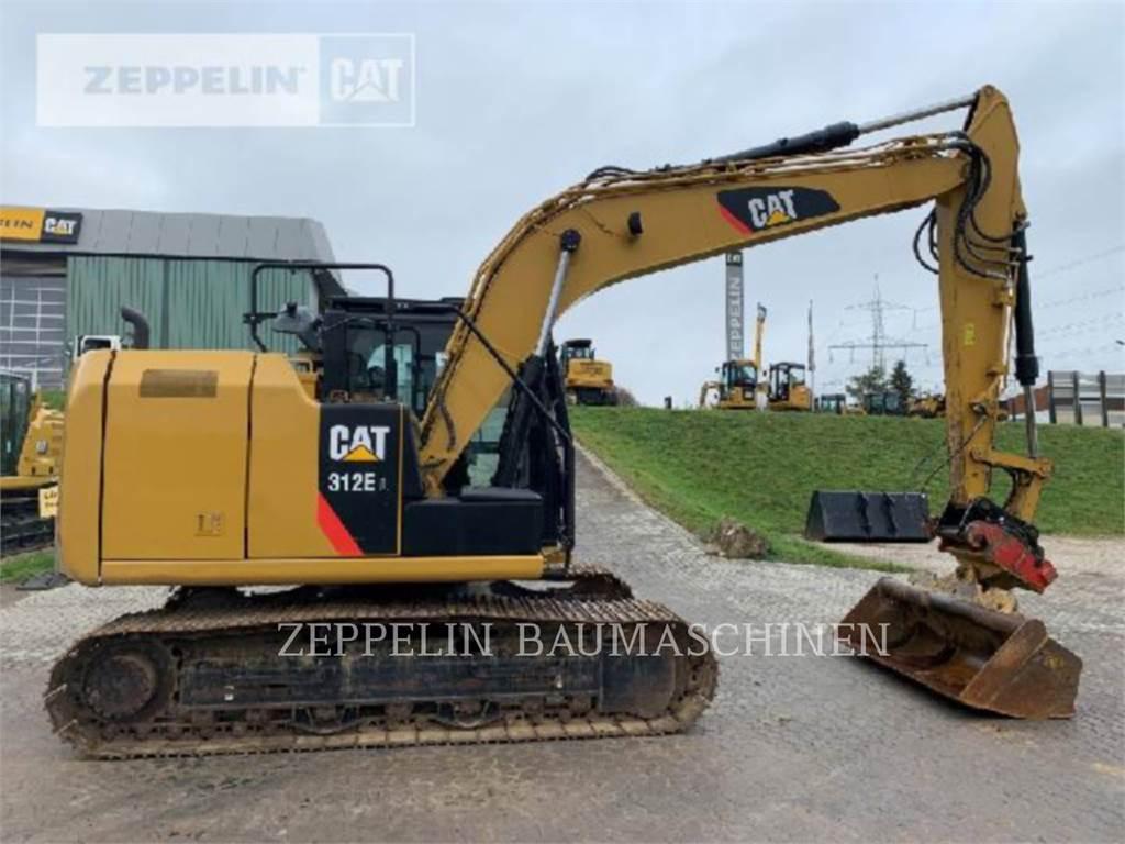 Caterpillar 312EL, Escavatori cingolati, Attrezzature Da Costruzione