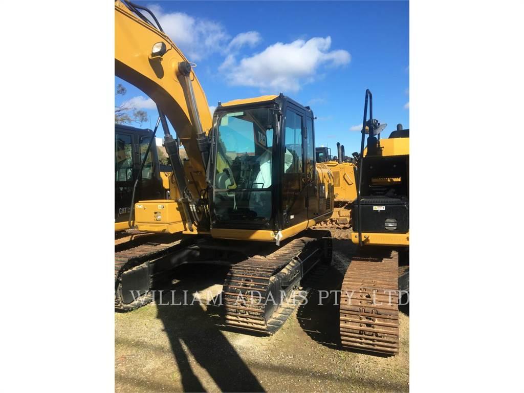 Caterpillar 312FGC, Excavadoras de cadenas, Construcción