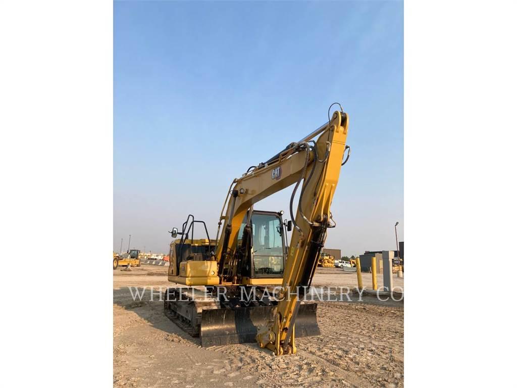Caterpillar 313 CF, Crawler Excavators, Construction
