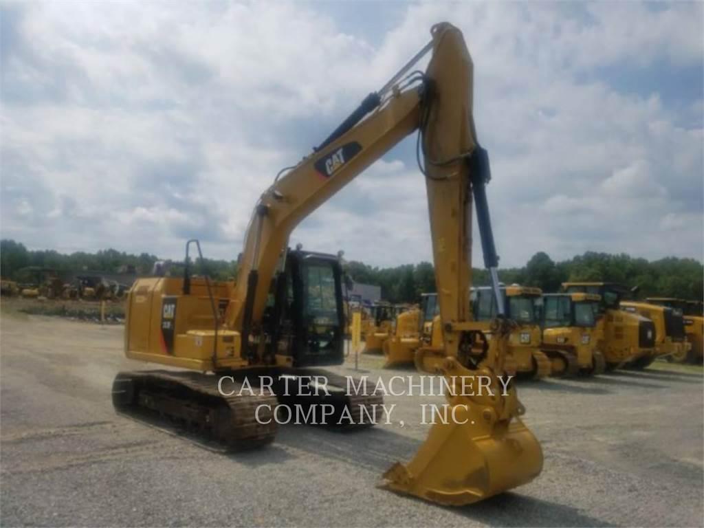 Caterpillar 313 F L GC、クローラー式油圧ショベル(パワーショベル・ユンボ)、建設