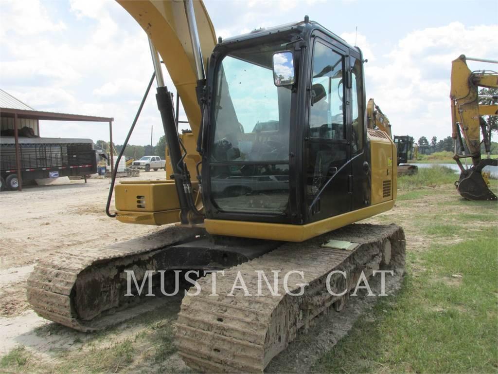 Caterpillar 313FL GC, Pelle sur chenilles, Équipement De Construction