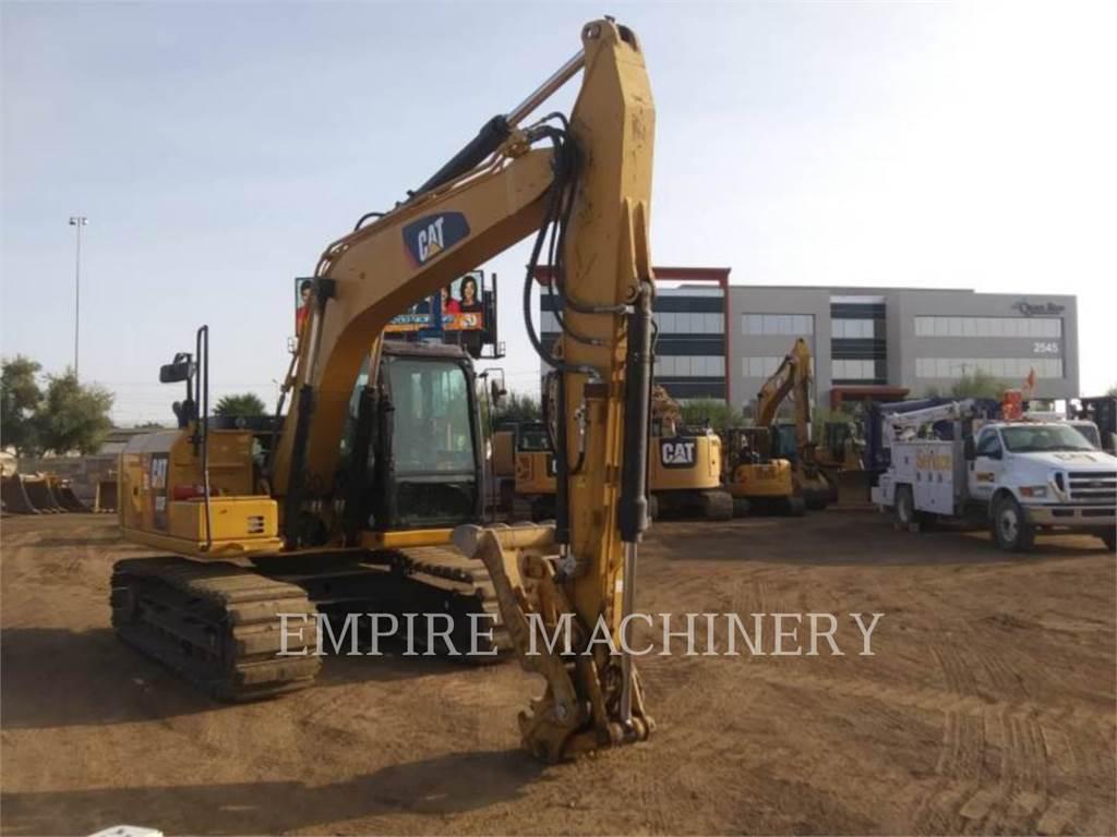 Caterpillar 313FL GC P、履带挖掘机、建筑设备