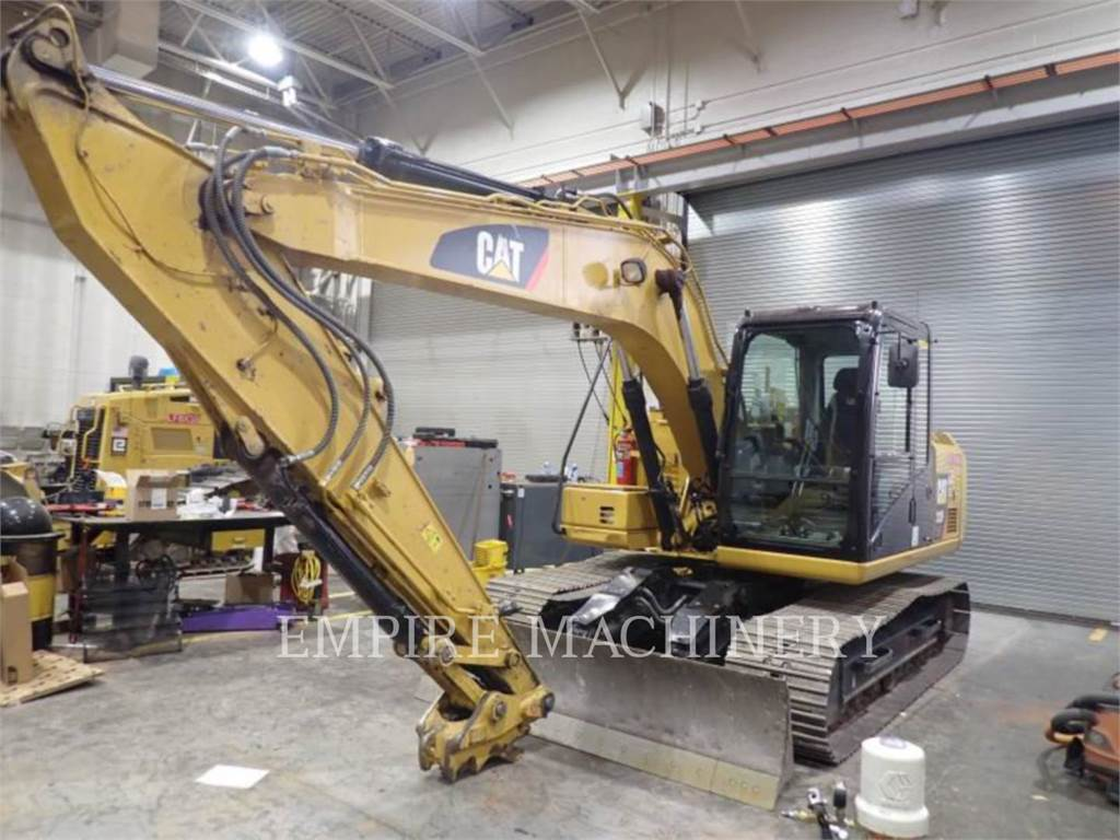 Caterpillar 313FL GC P, Rupsgraafmachines, Bouw