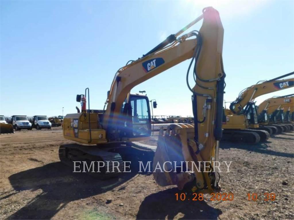 Caterpillar 313FL GC P, Crawler Excavators, Construction
