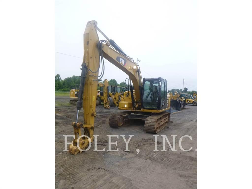 Caterpillar 313FLGC, Crawler Excavators, Construction