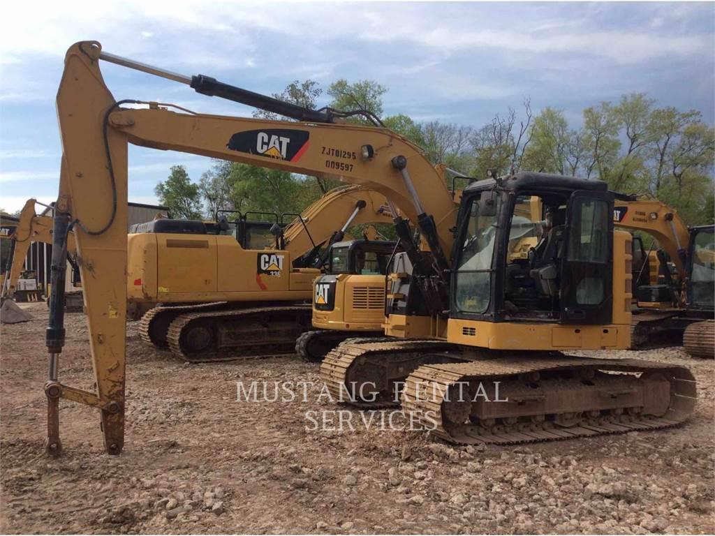 Caterpillar 314, Raupenbagger, Bau-Und Bergbauausrüstung