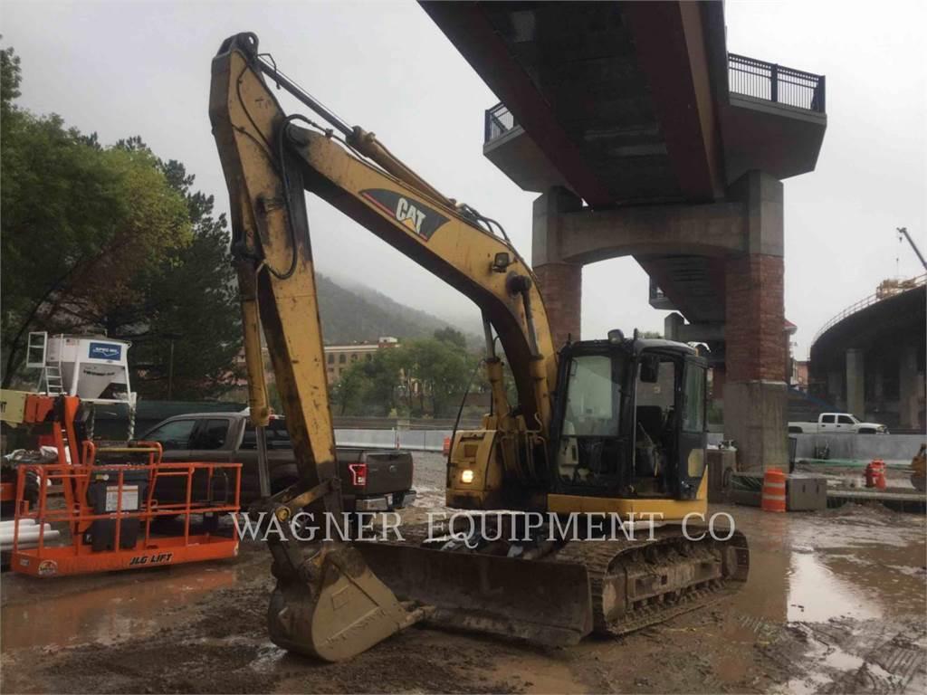 Caterpillar 314CLCR, Raupenbagger, Bau-Und Bergbauausrüstung
